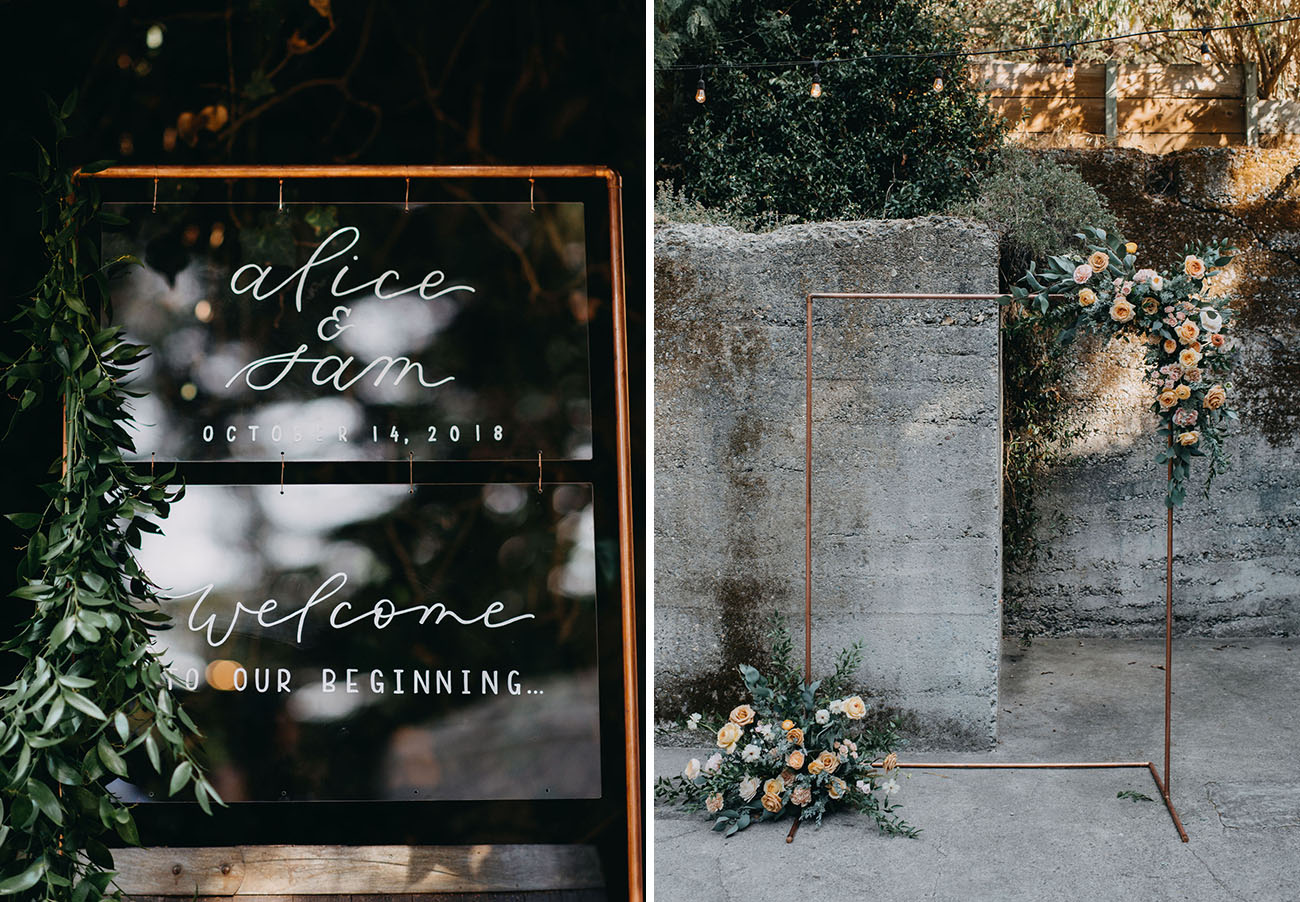 Sand Rock Farm Wedding
