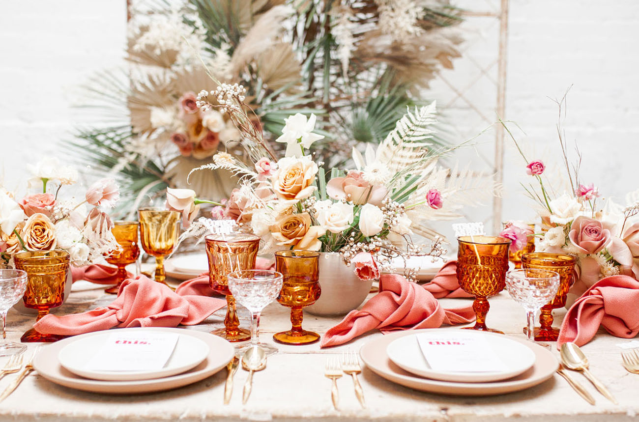 International Women's Day Tablescape