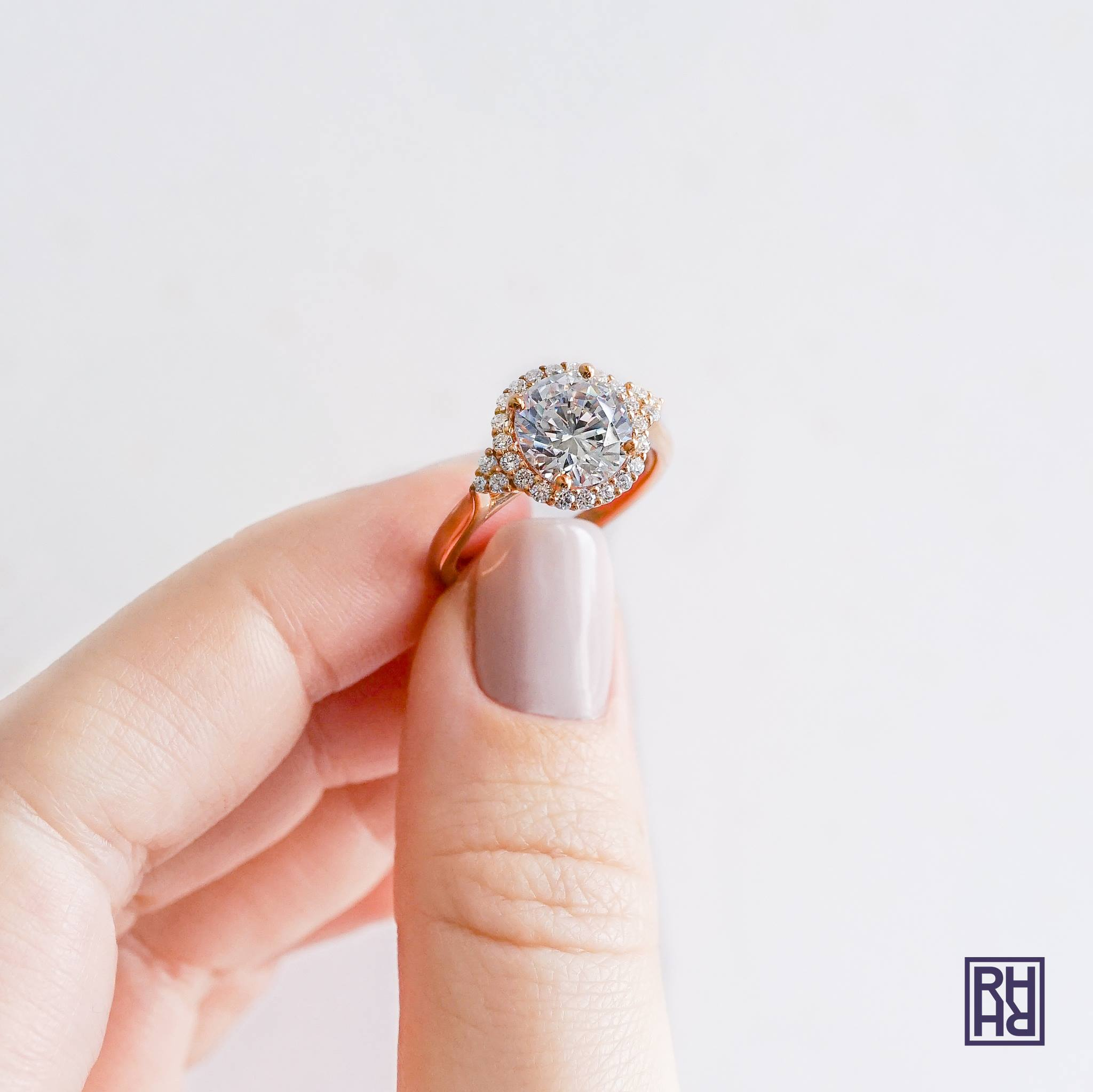 Bespoke Wedding Ring from RockHer