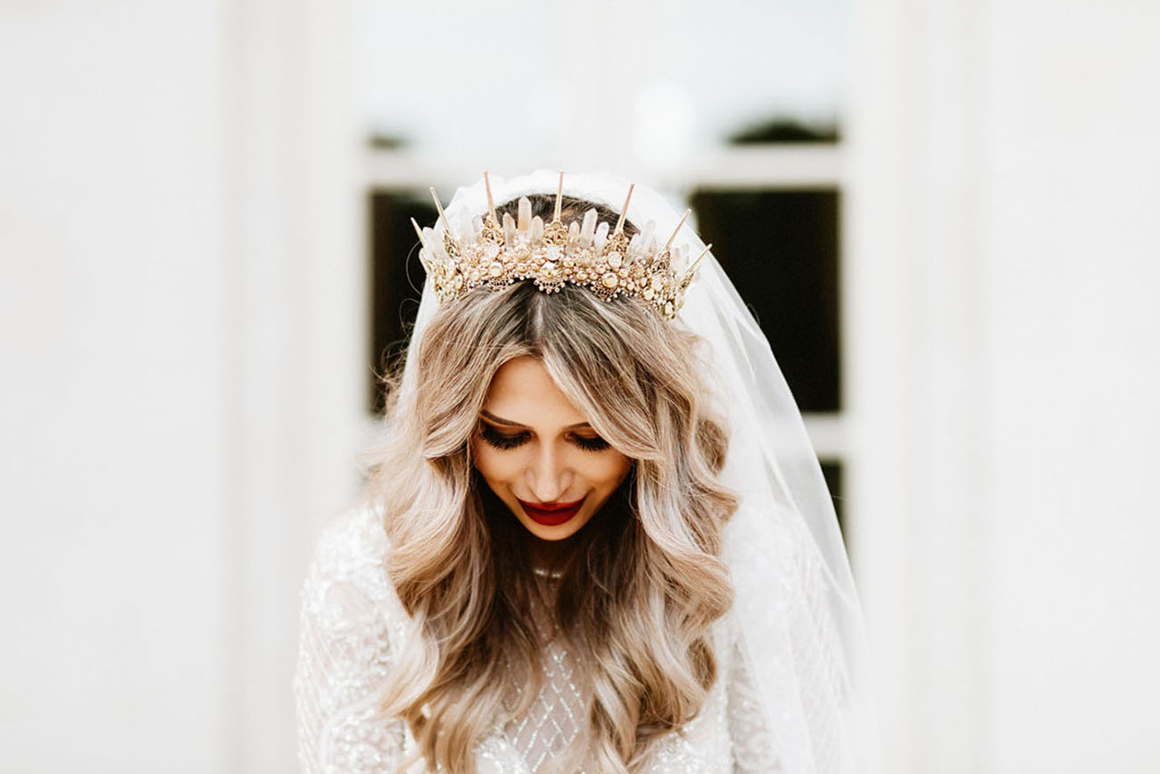 Top It Off The Bridal Headpiece Trends We Re Loving And How To