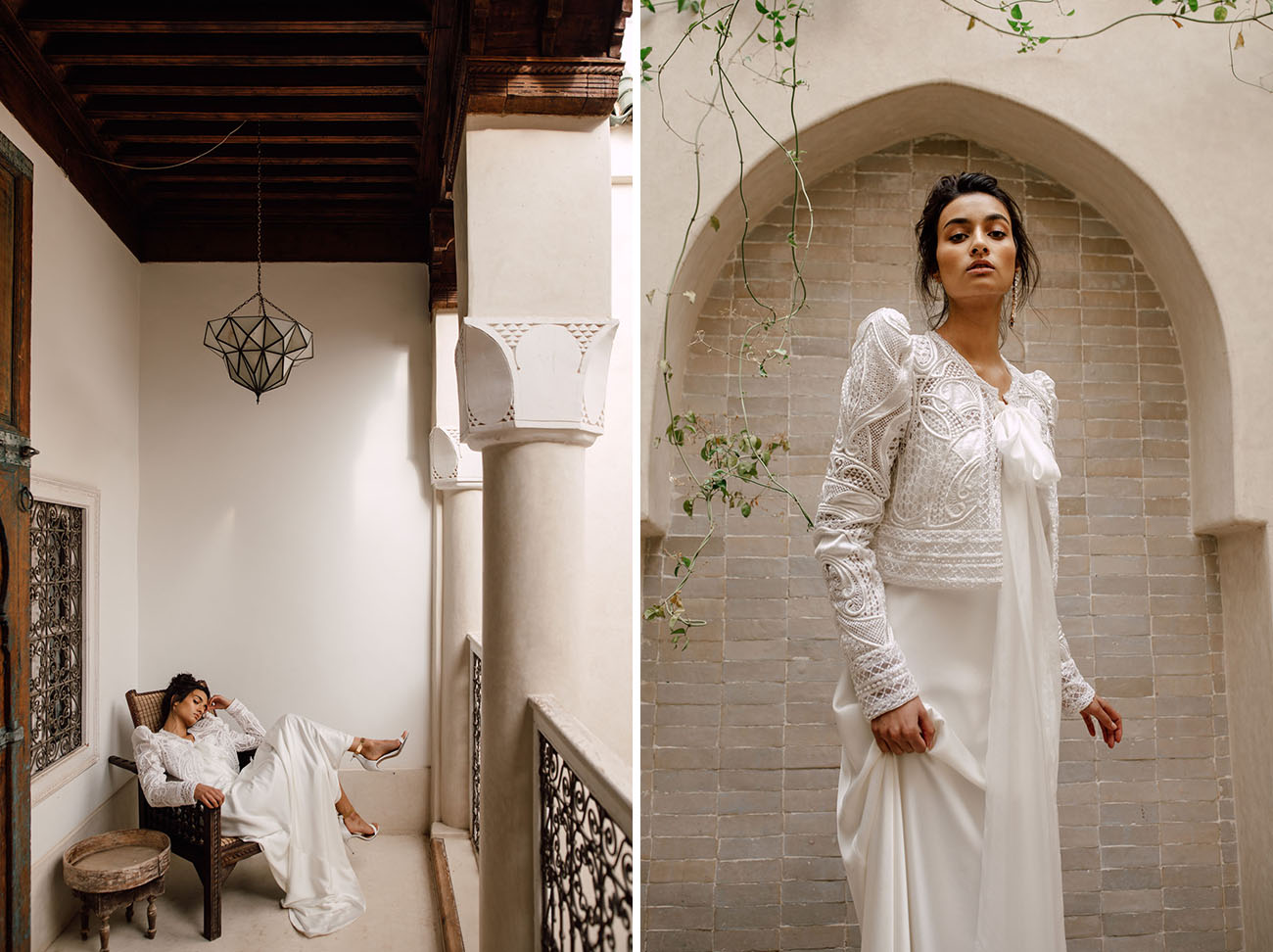 Modern White Marrakesh Inspiration