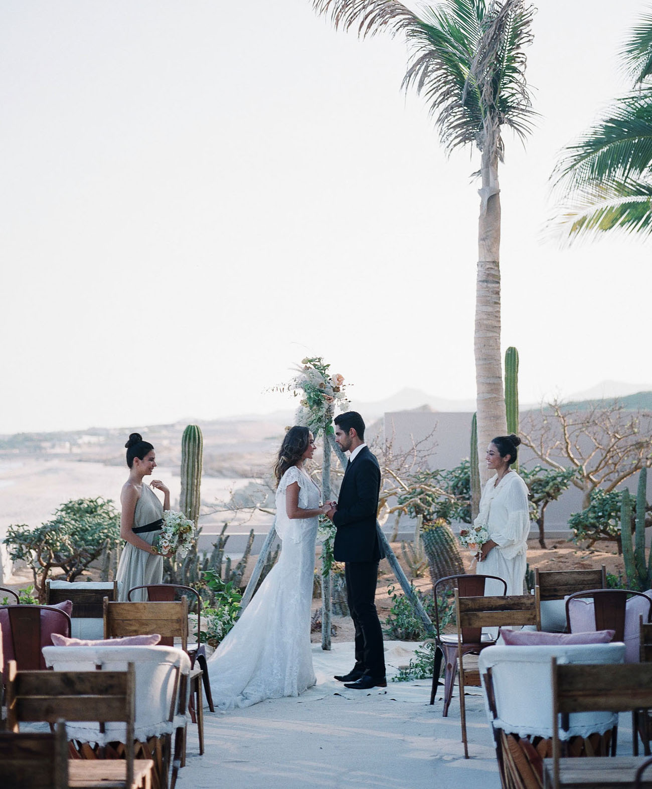 Destination Wedding Editorial