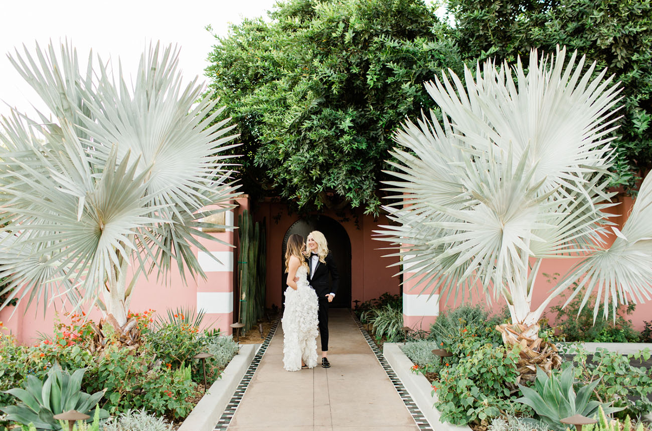 Morocco meets Palm Springs
