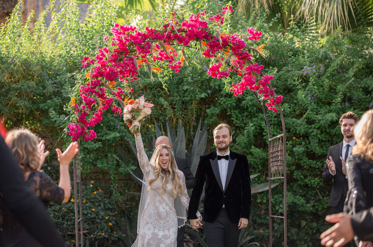 Casa De Monte Vista Wedding