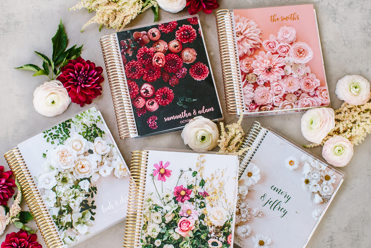 96b90ec9c86 Good News—Our GWS x Erin Condren Wedding Planners Are Now Available as a  LifePlanners