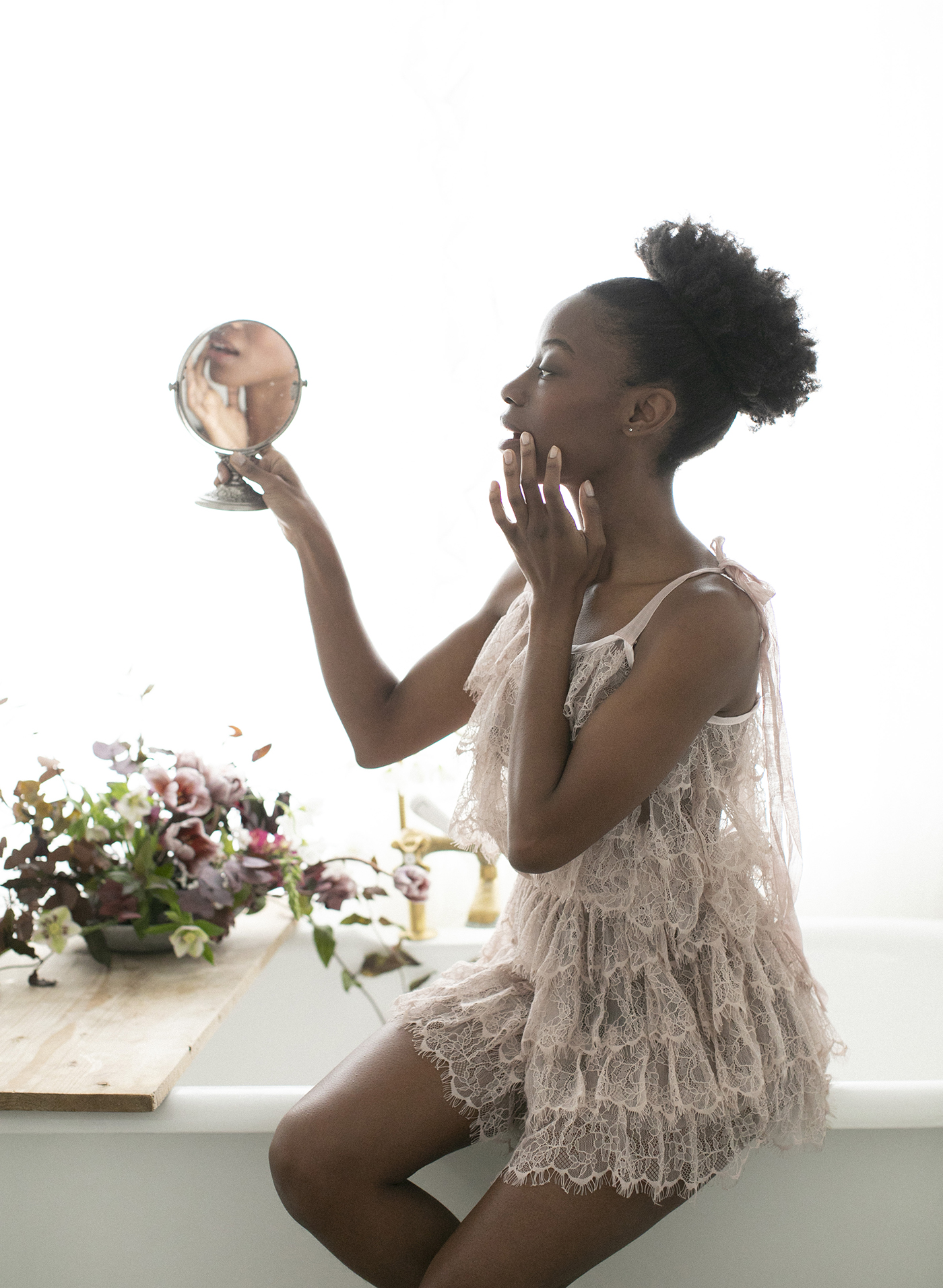 simple things you can do at home for bridal self-care
