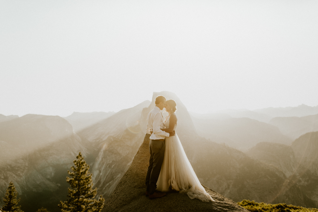 Anni_Graham_national_parks Yosemite Taft Point Elopement