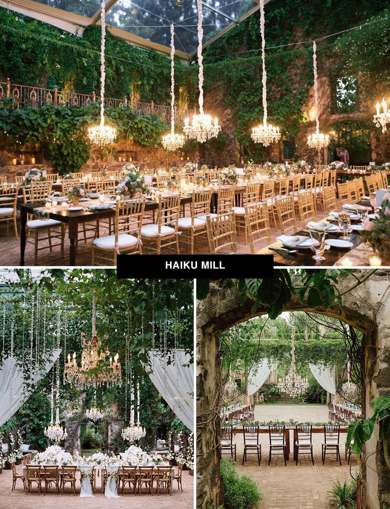 Top 26 Coolest Wedding Venues In The United States Green Wedding