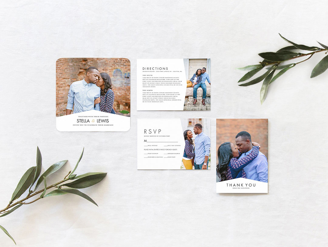 From Yes to I Do: Customize Premium Wedding Invitations ...