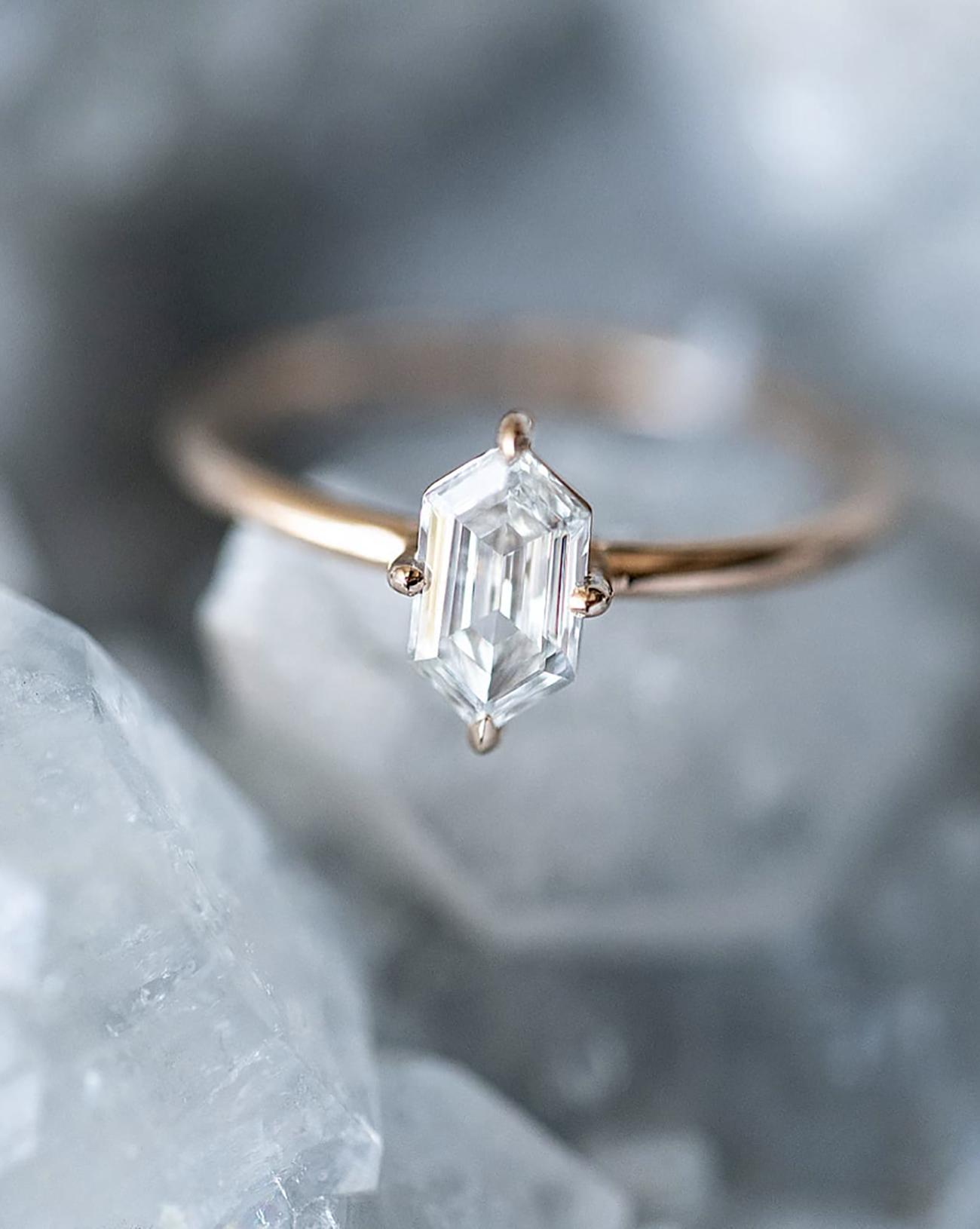 WALKER our diamond in lozenge shape