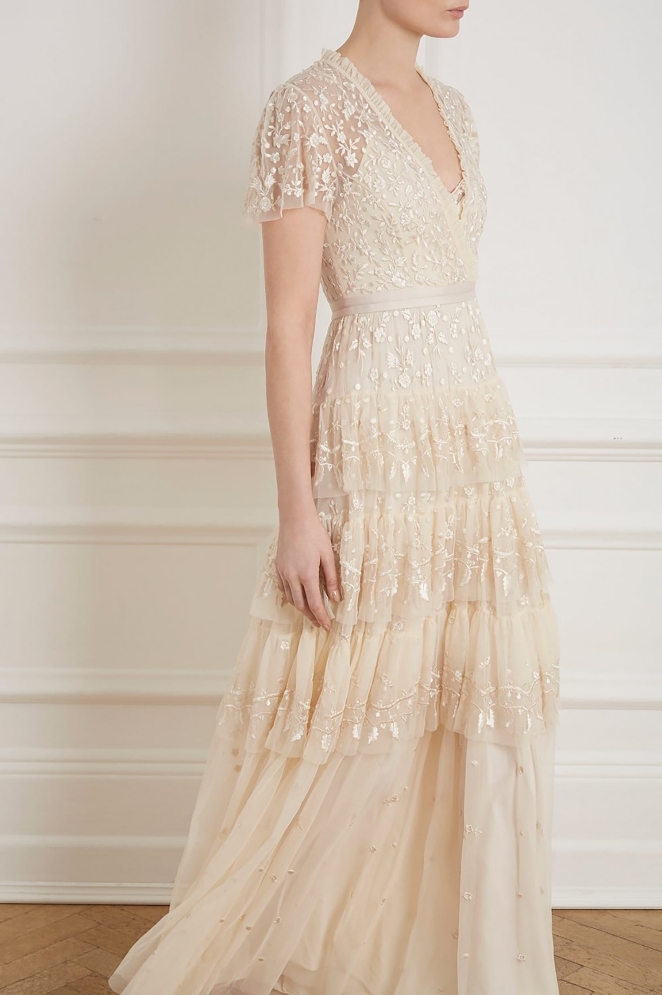 Lace Wedding Dress Under $800 Budget