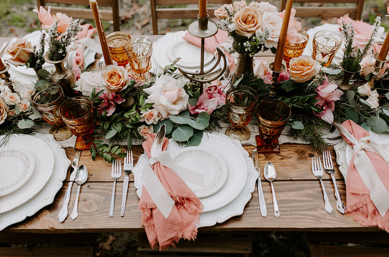 Backyard Spring Wedding Inspiration