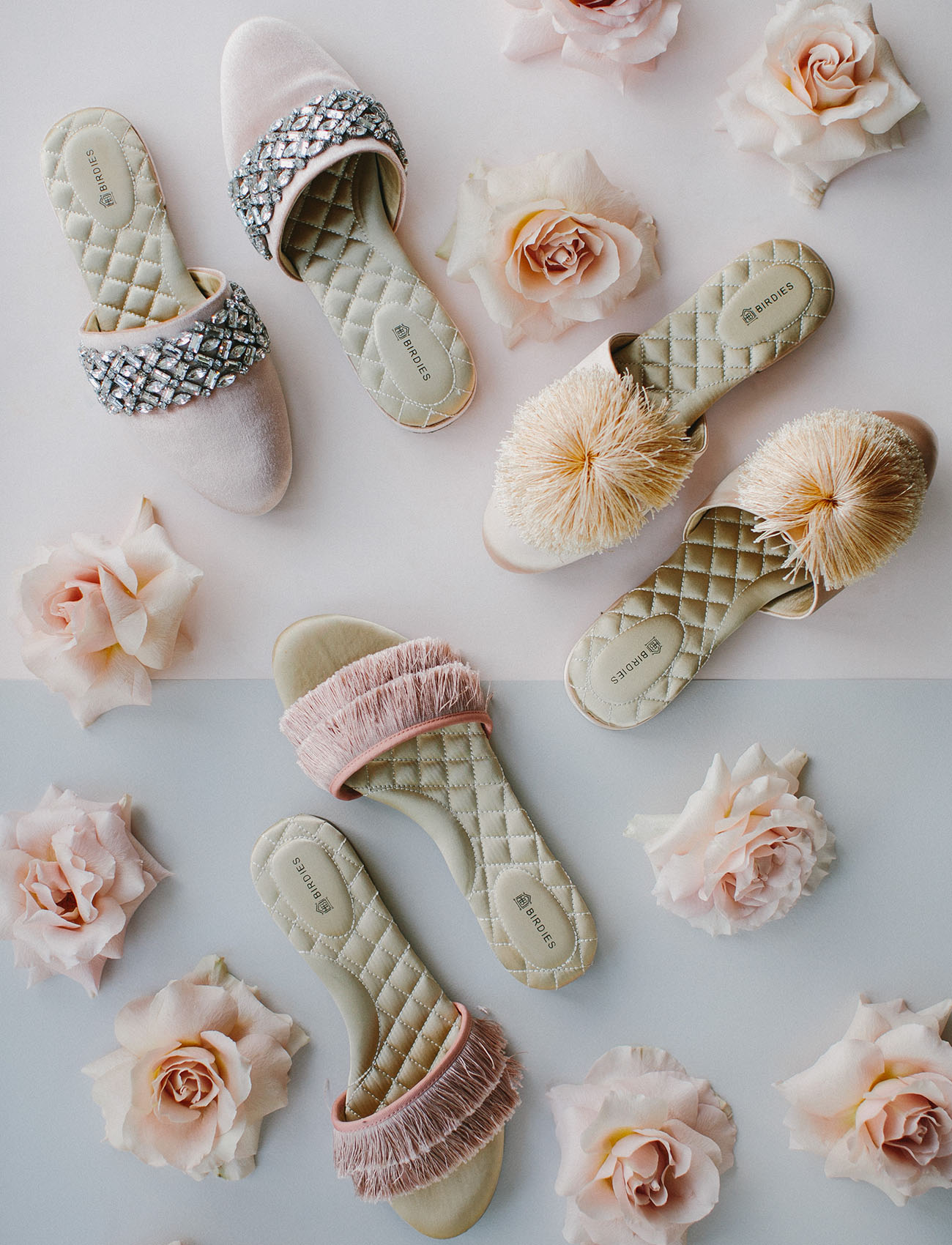 f872e703a Say Bye-Bye to Flip Flops and Slip into the New Birdies Bridal ...