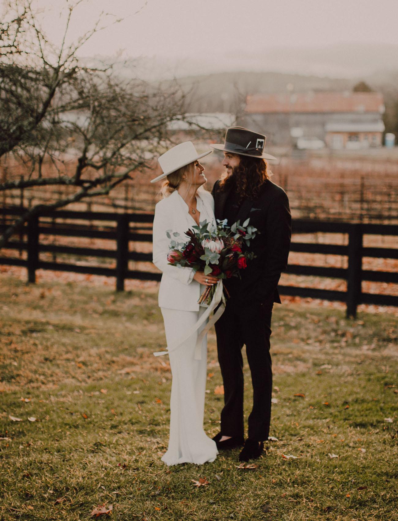 TMZ Reporter Charlie Weds in Nashville