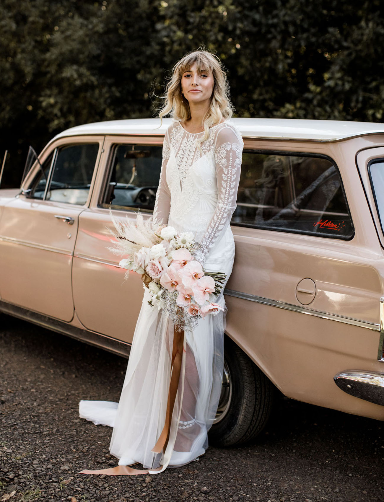 Reu de Seine Wedding Dress
