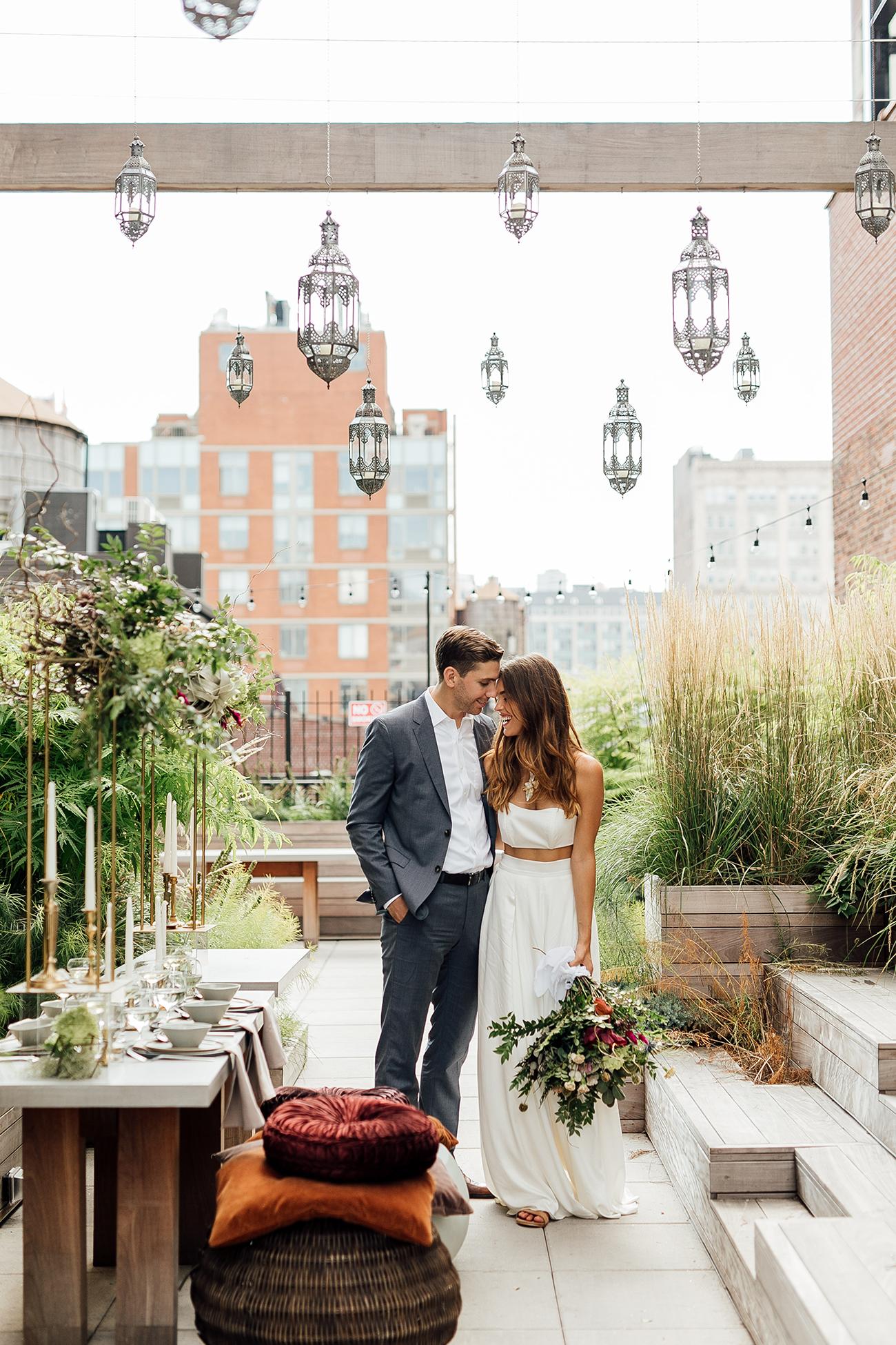 Ethical Eco-Friendly Wedding