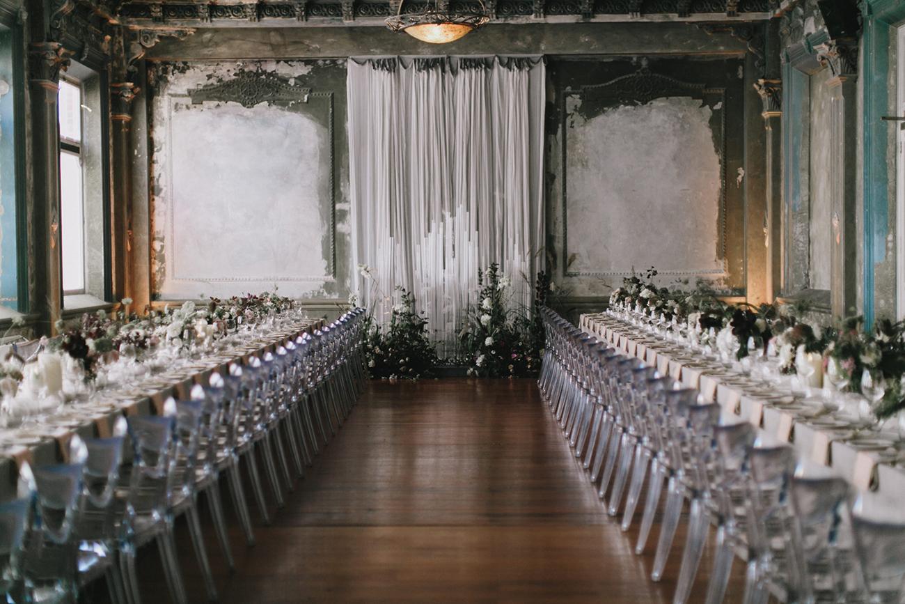 George Ballroom St. Kilda Melbourne Abandoned Building Ruin Wedding Venue