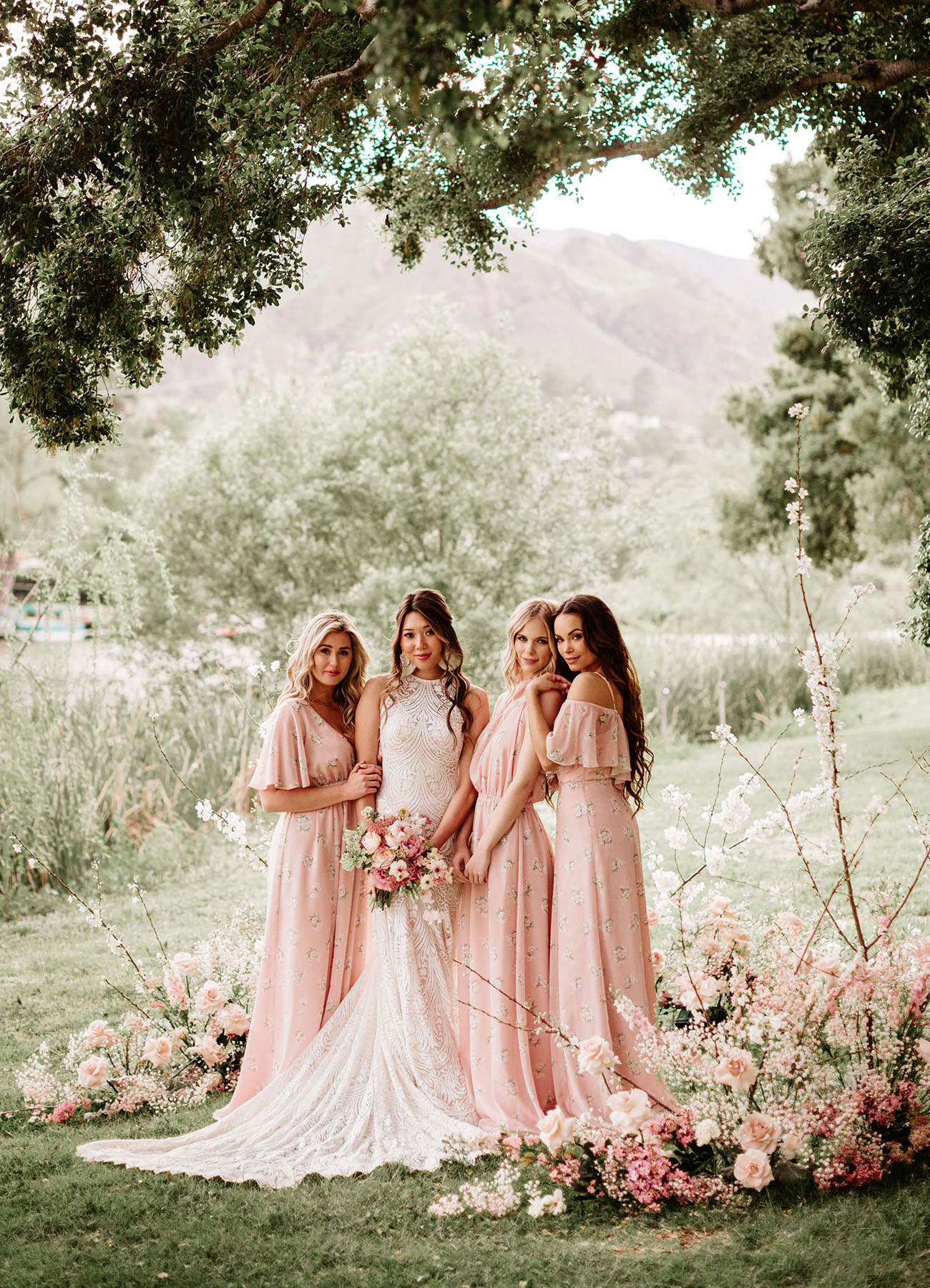 GWS x Show Me Your Mumu Bridesmaids Collection