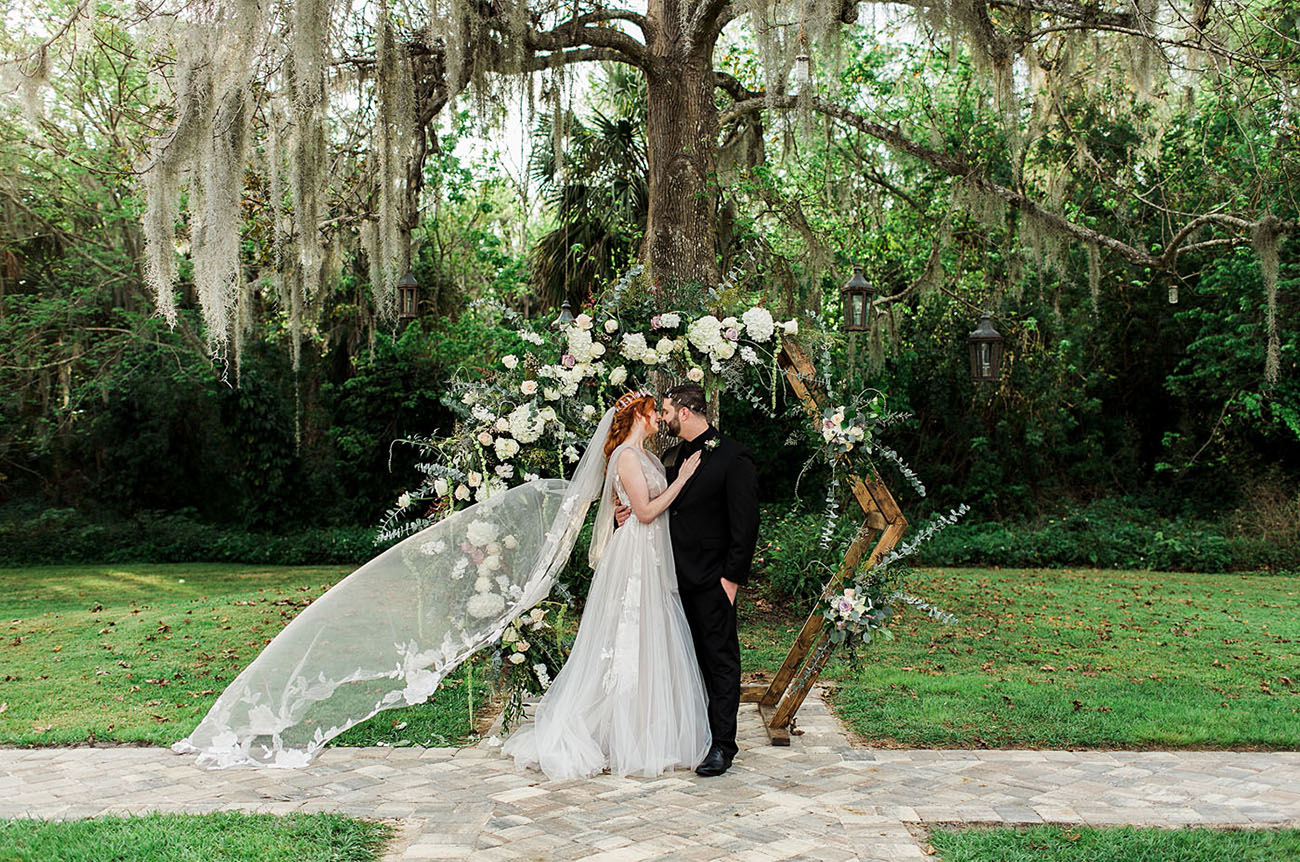 One Ring to Rule Them All: A Fantasy Forest Wedding Bonded by Fellowship