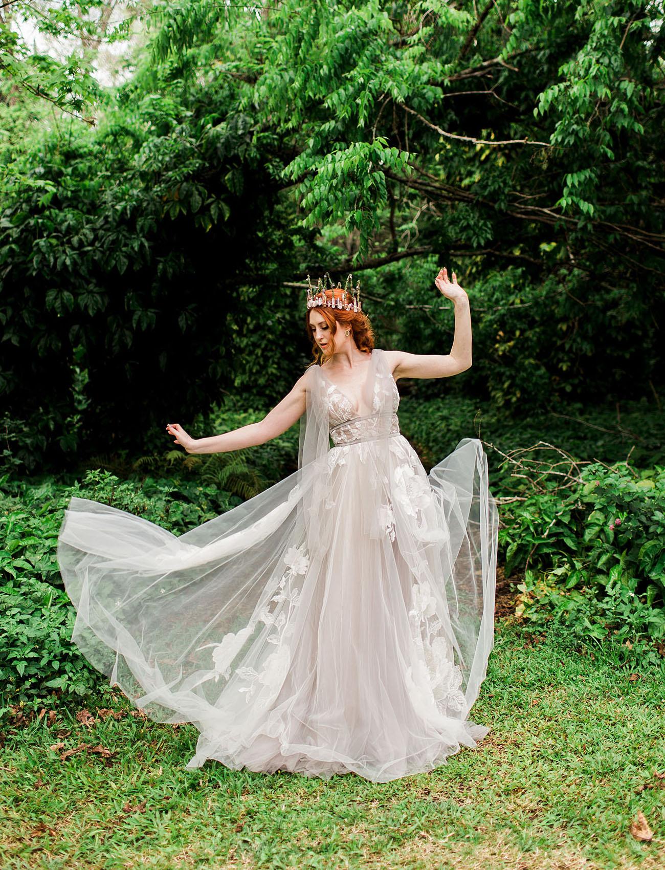 Willowby Galatea Dress