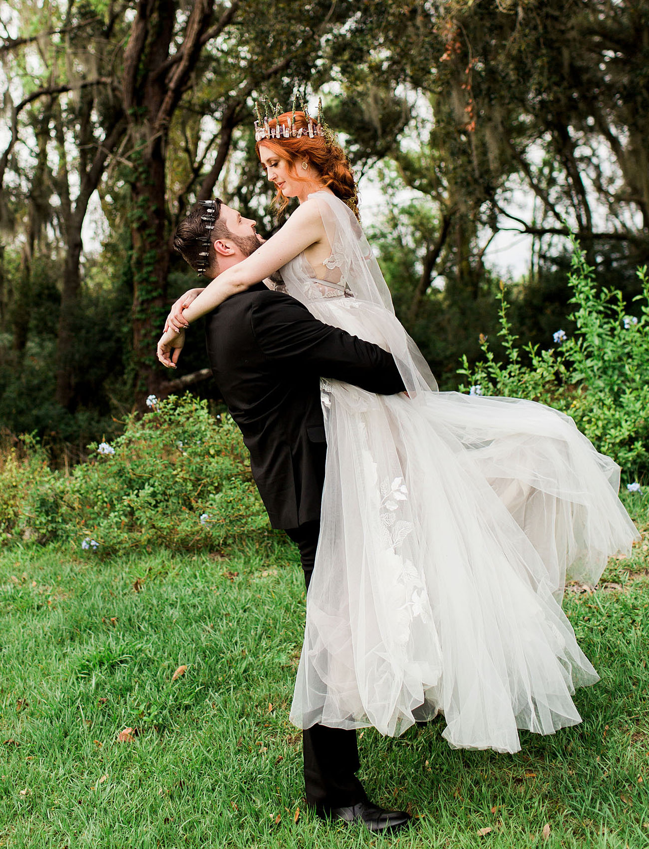 Lord Of The Rings Inspired Wedding
