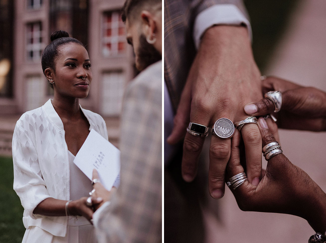 Urban Paris Wedding Inspiration