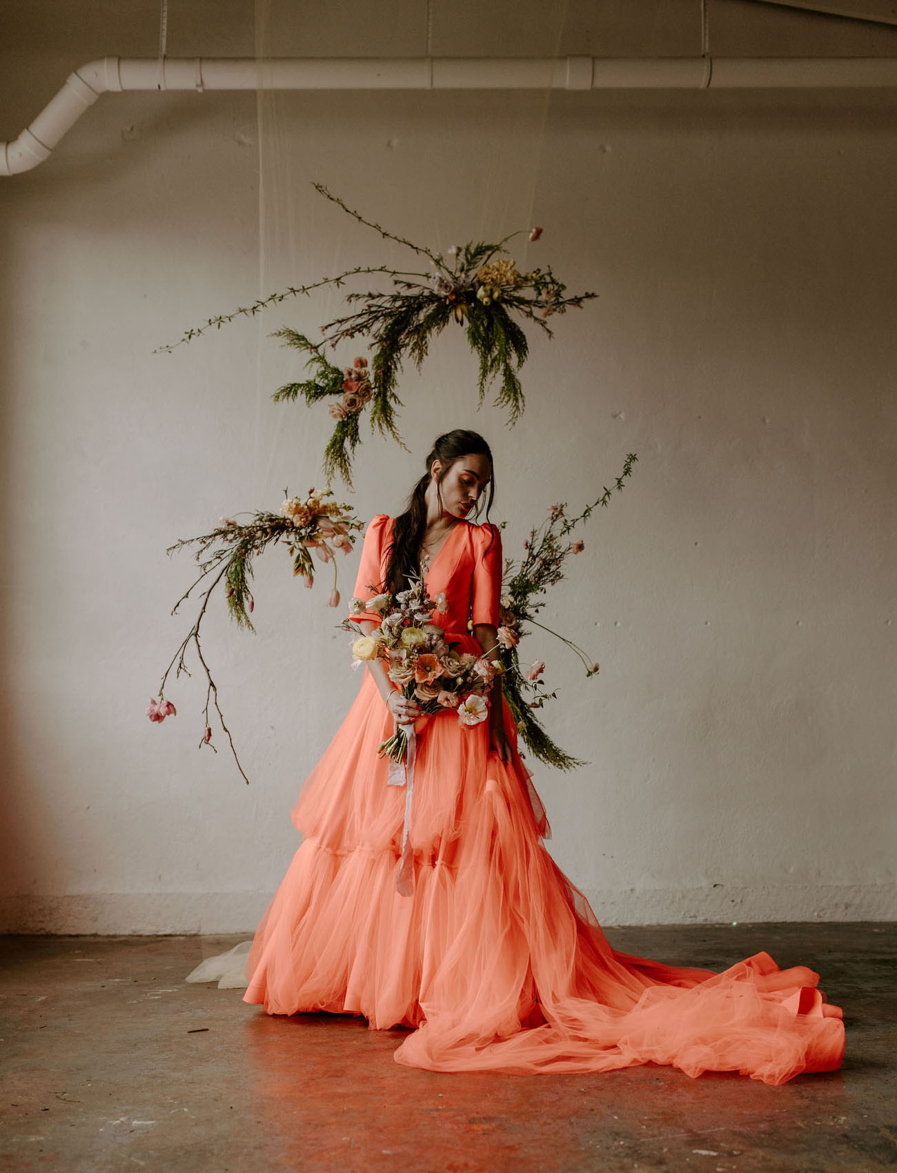 Wildfire and Spring Wedding Inspiration