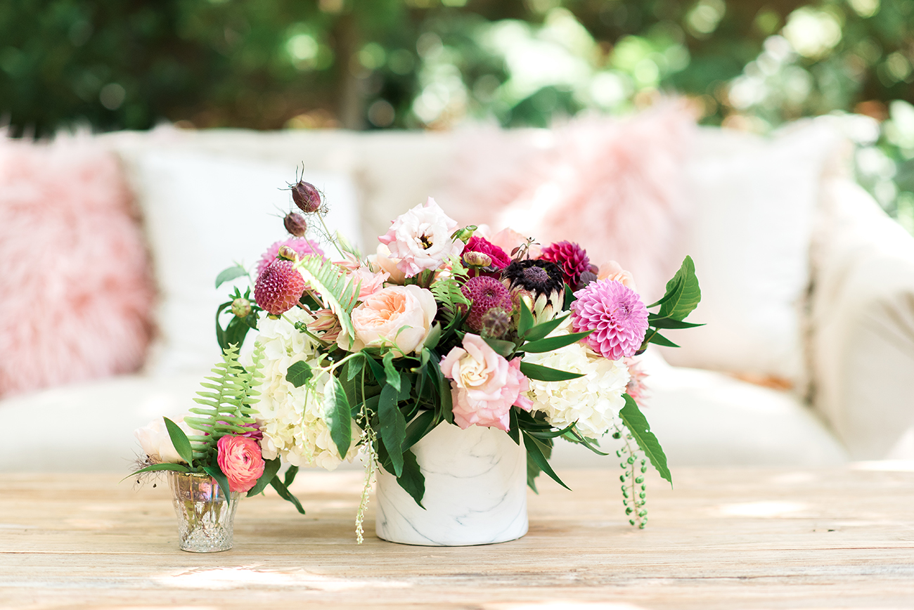 order a DIY wedding floral kit