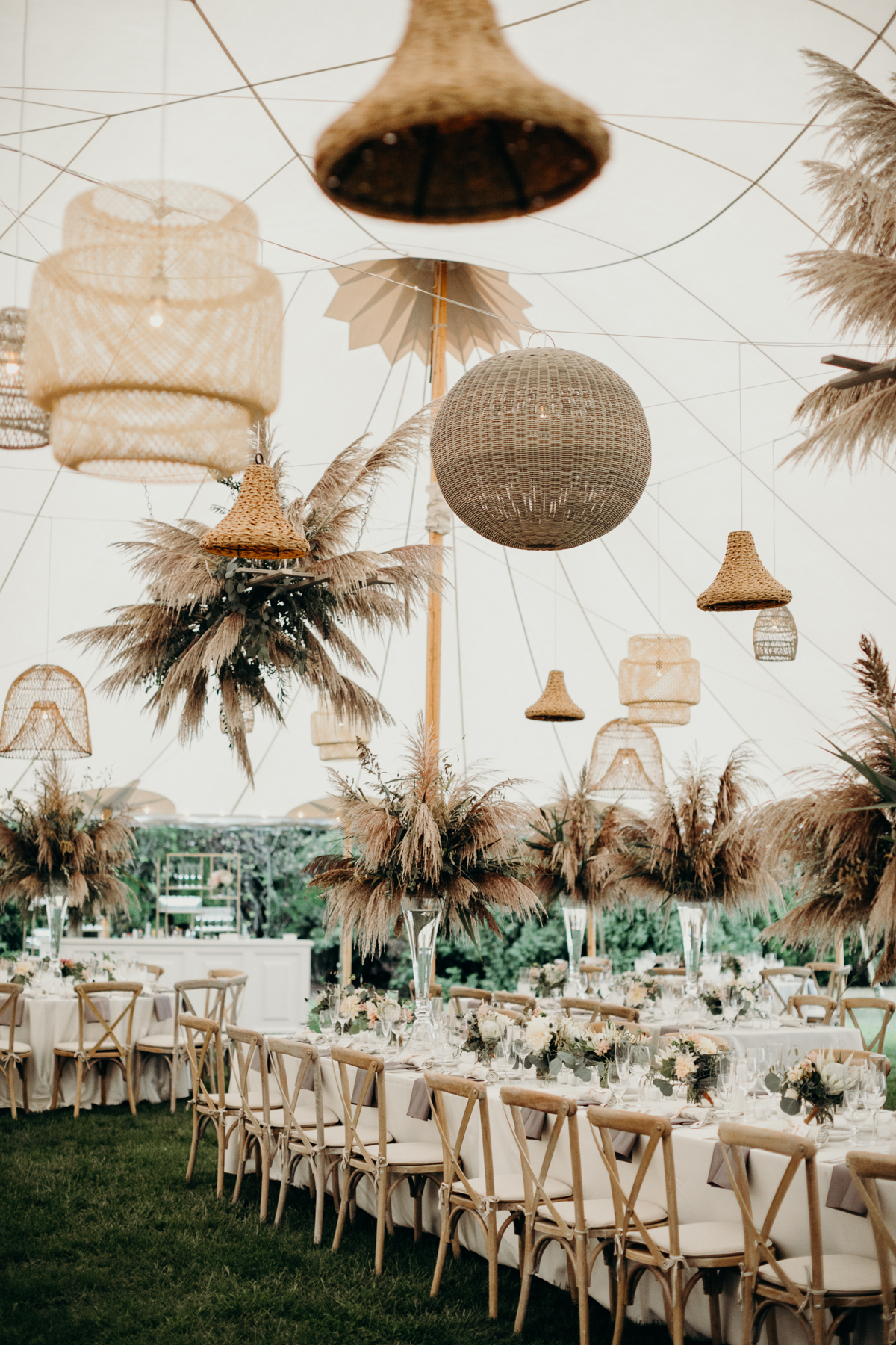amazing wedding tent ideas