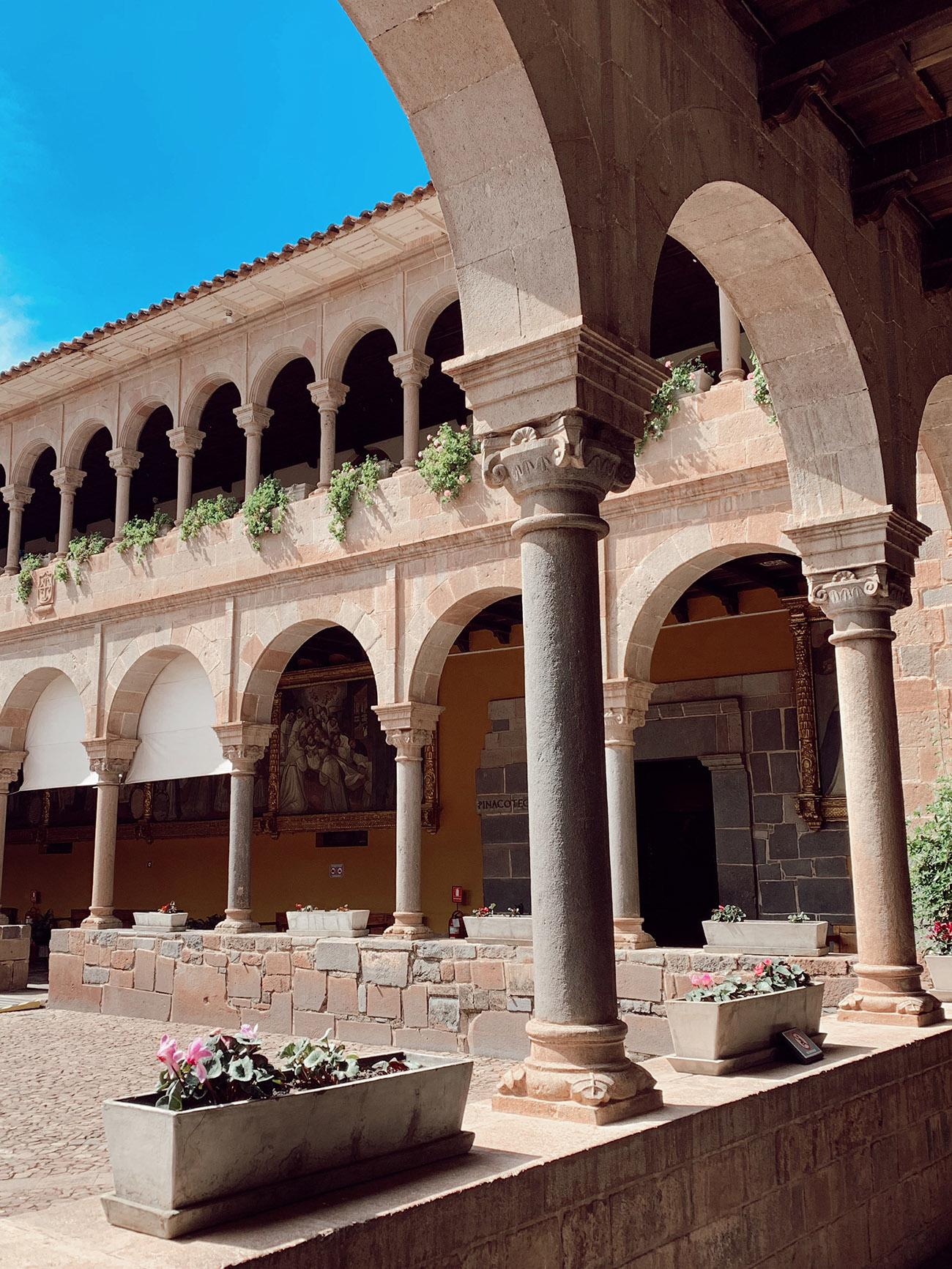 Qorikancha in Cusco