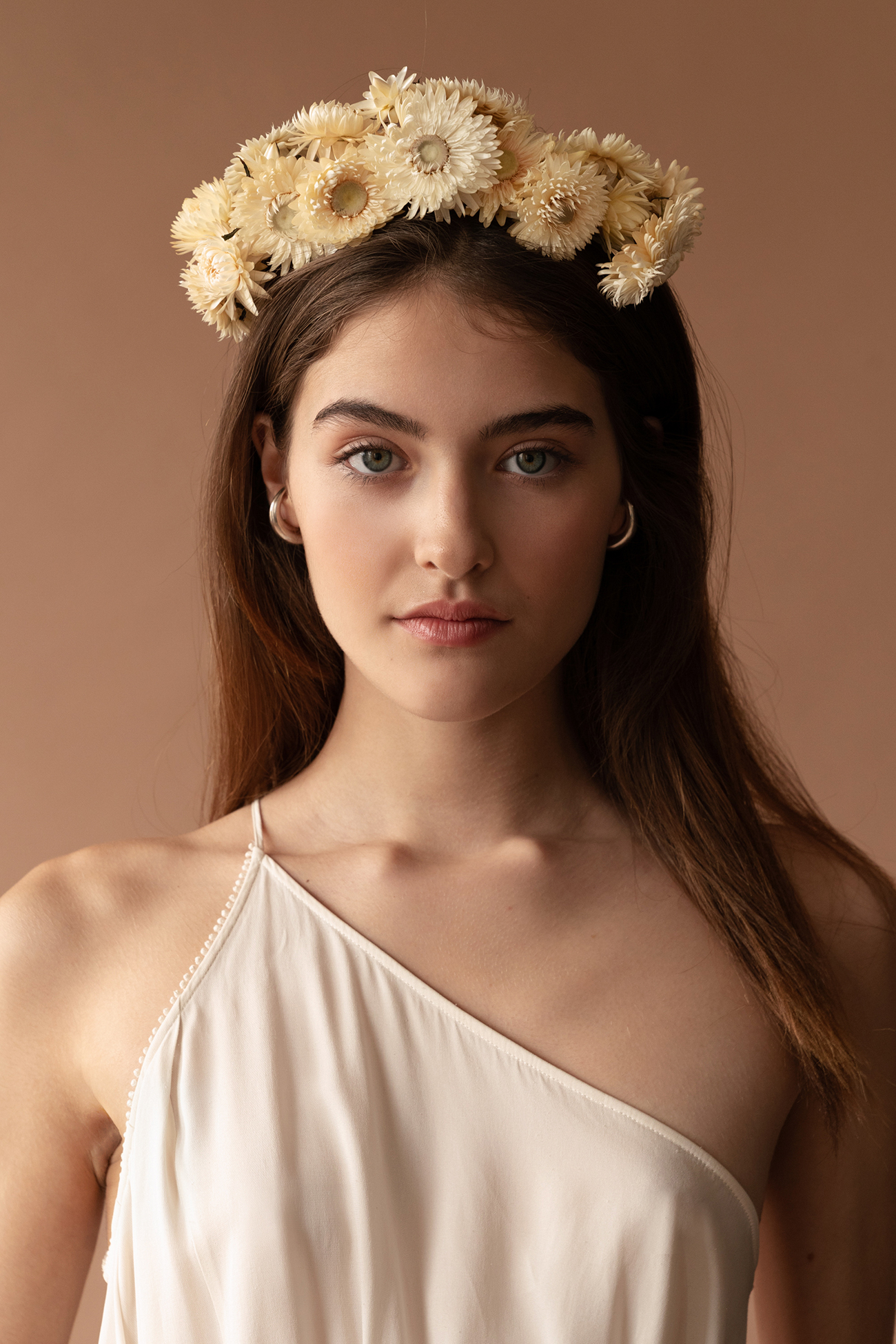 Wearable Dried Floral Crown