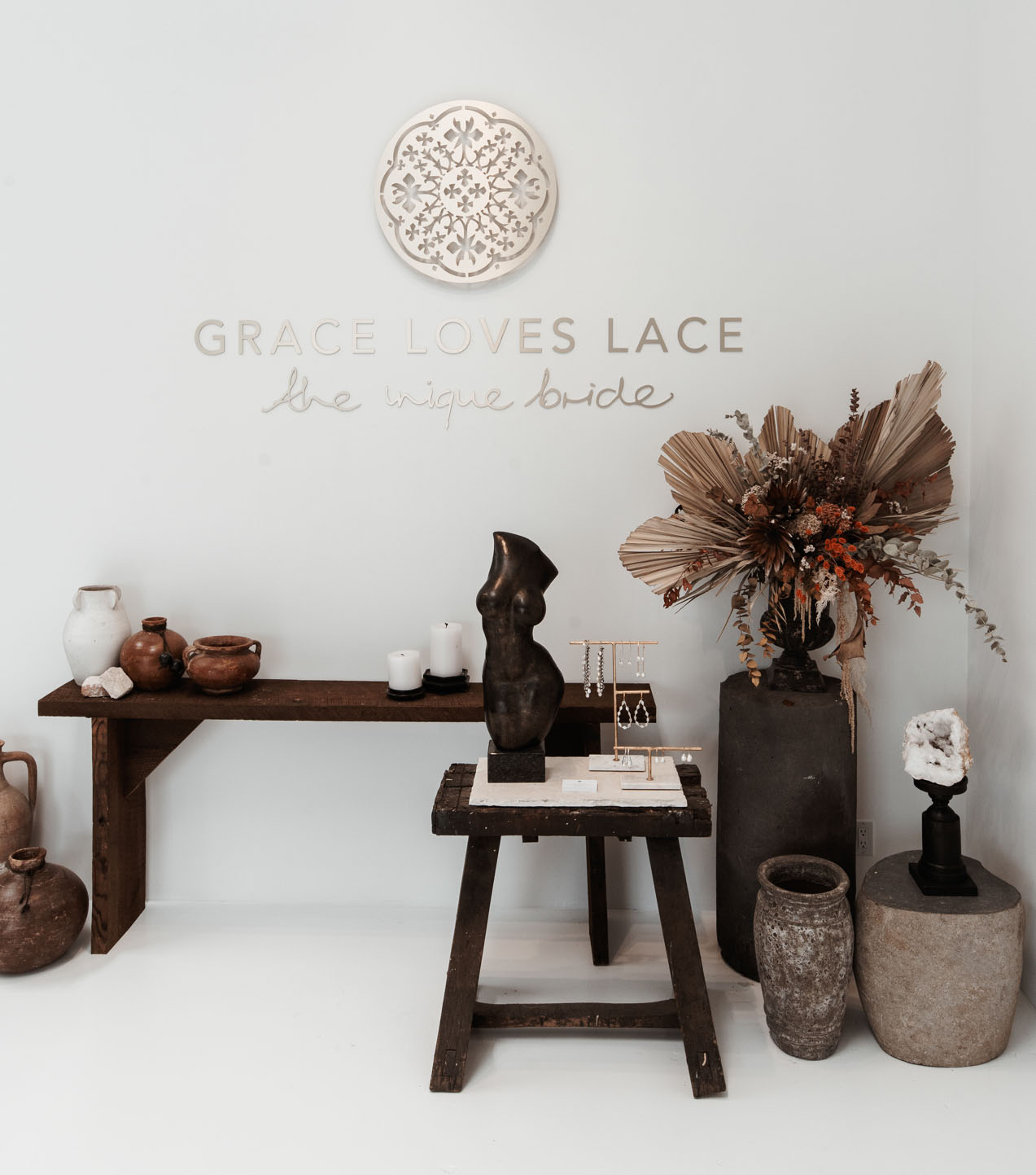 Grace Loves Lace Dallas Showroom