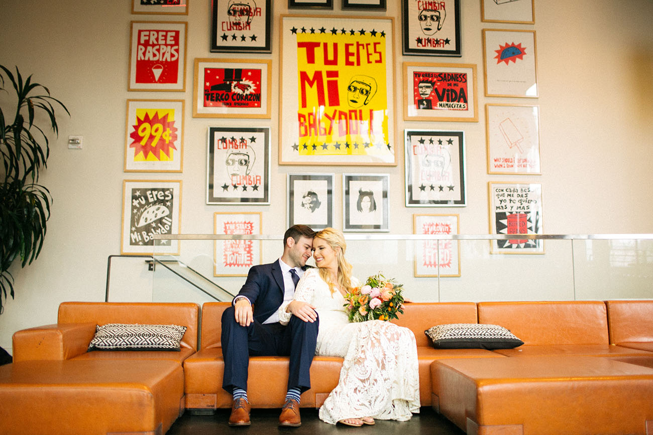 Austin hotel wedding by Nichols Photographers