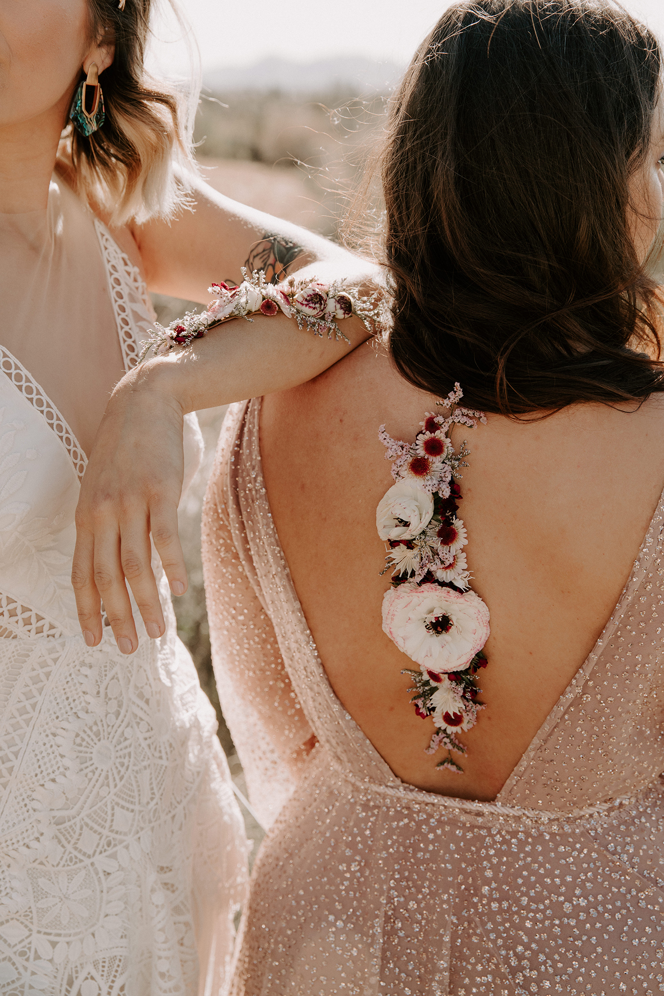 Wearable Florals