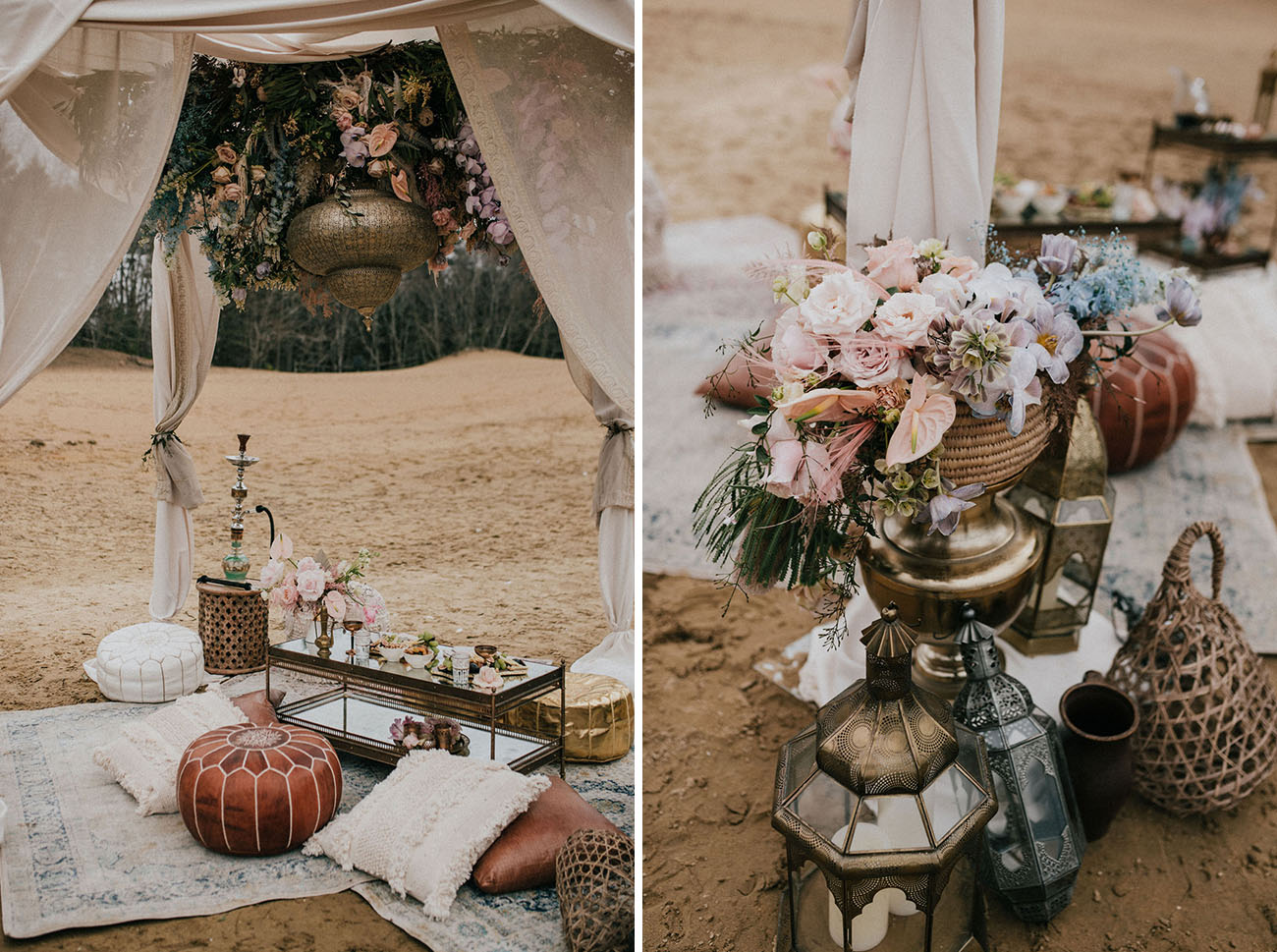 Aladdin Wedding Inspiration