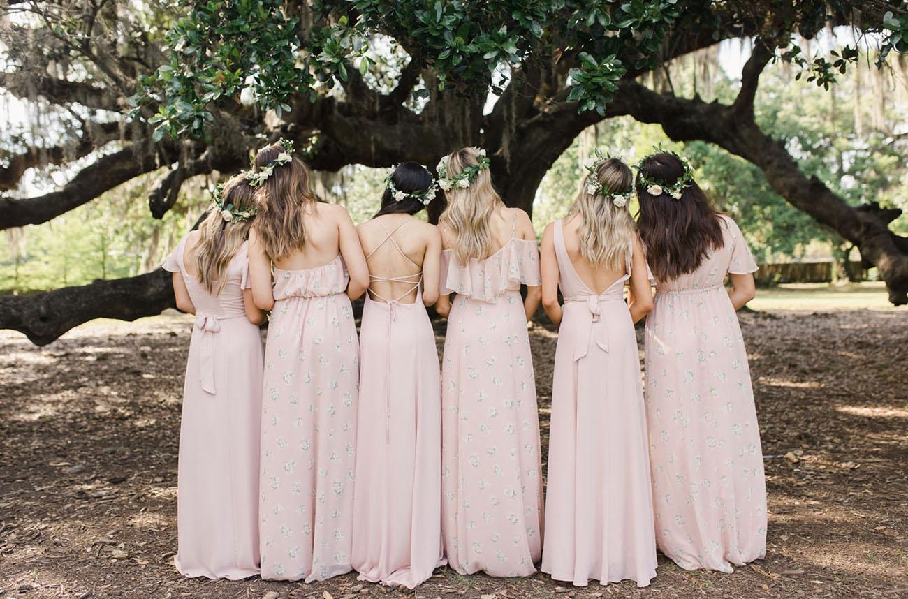 Show Me Your Mumu x GWS Bridesmaids Dresses