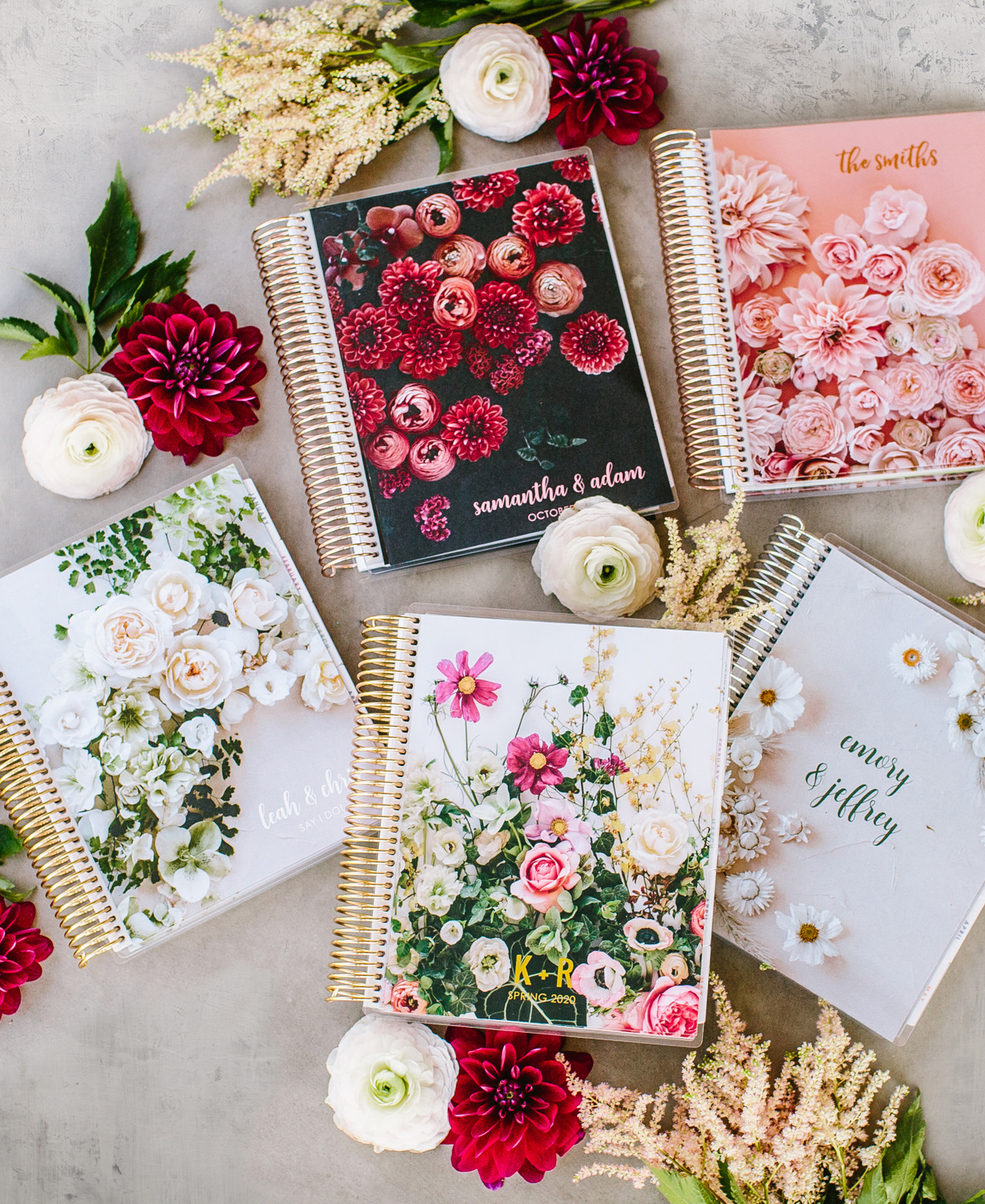 Floral Wedding Planners