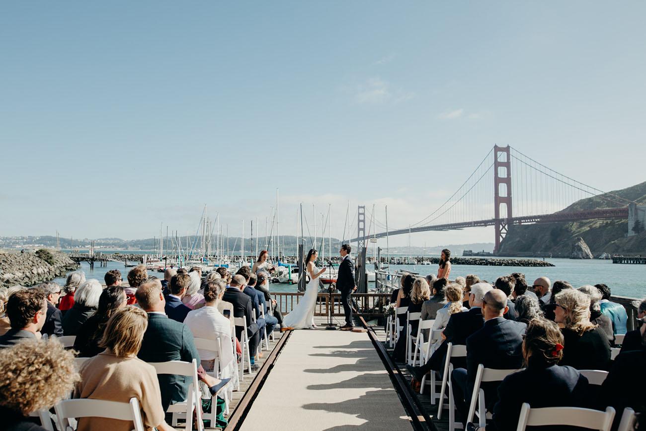 San Francisco wedding design by Lea Stafford Events