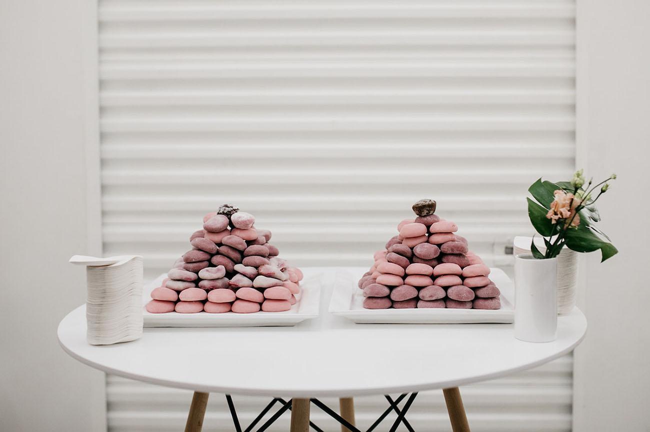wedding mochi