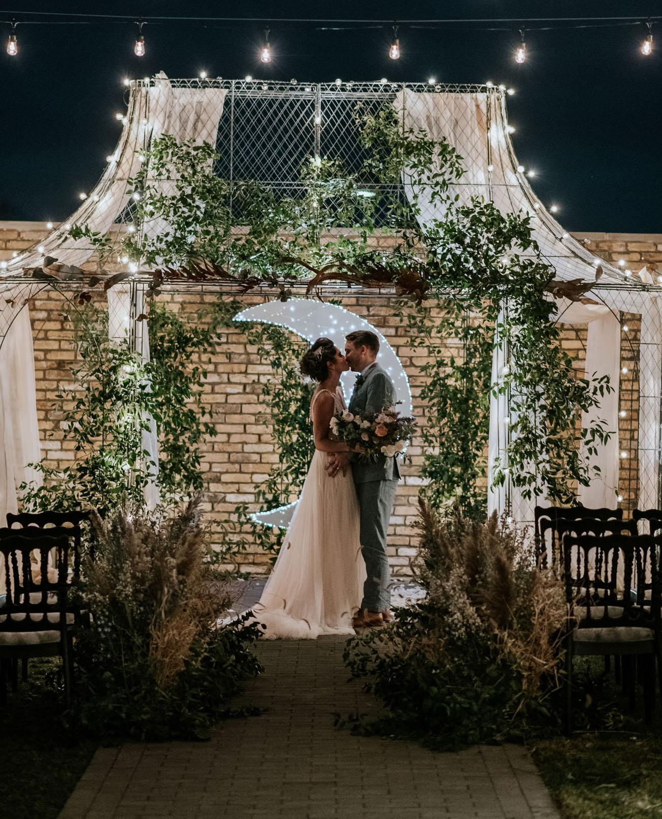 Celestial Wedding Inspiration at Terrain