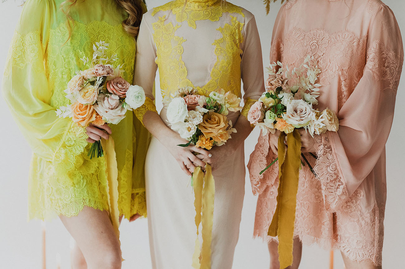 Honey Wedding Inspiration