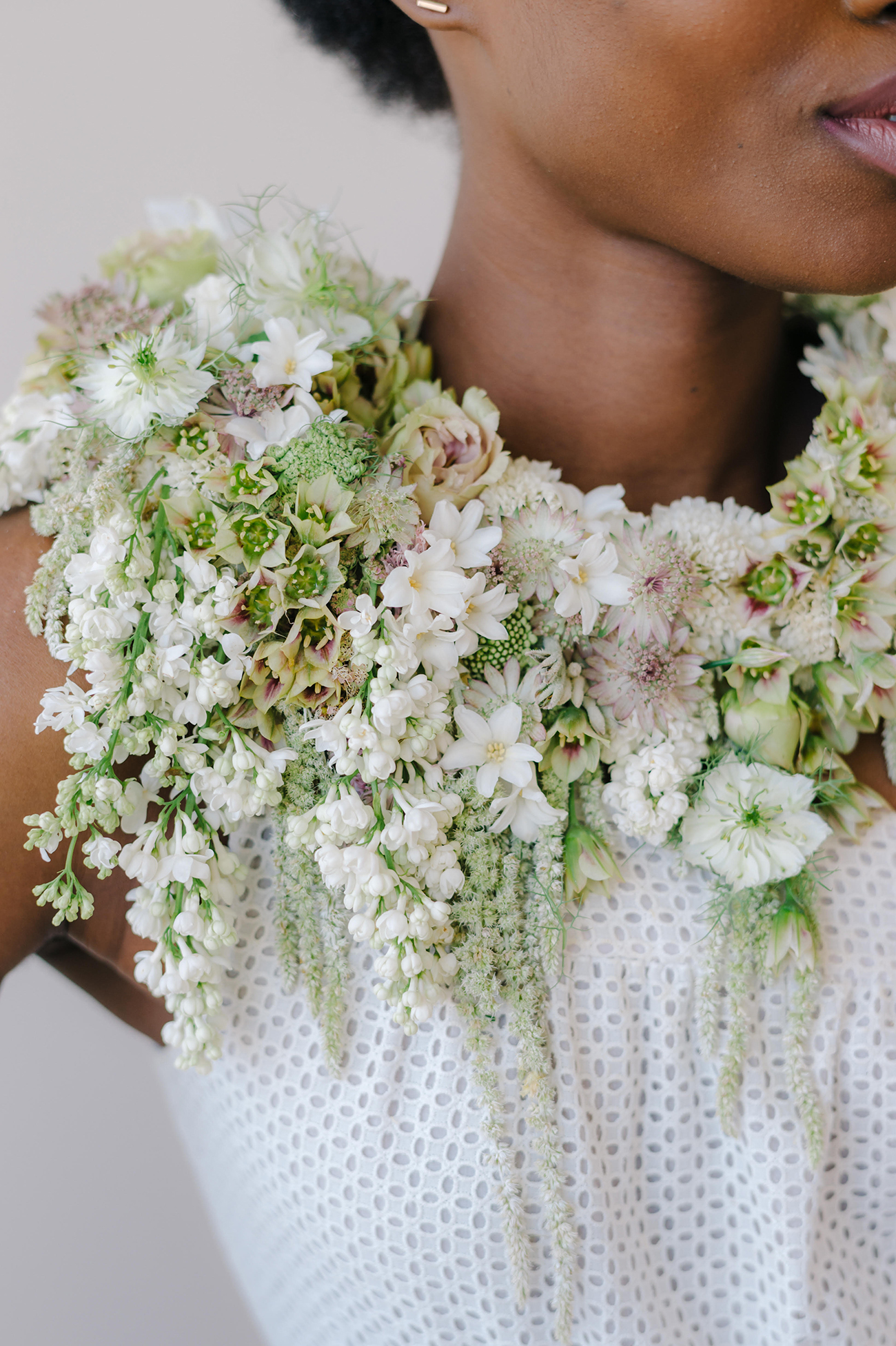 Wearable Floral Designs