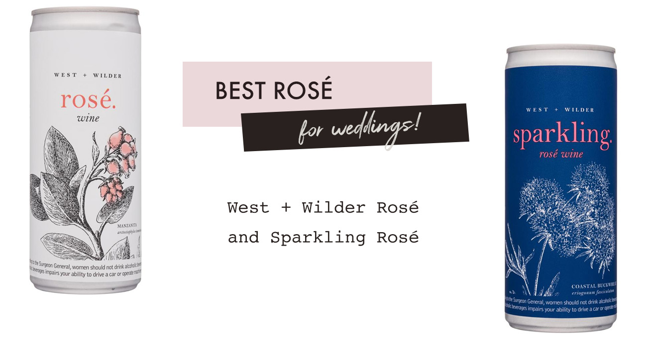 west + wilder rose in a can