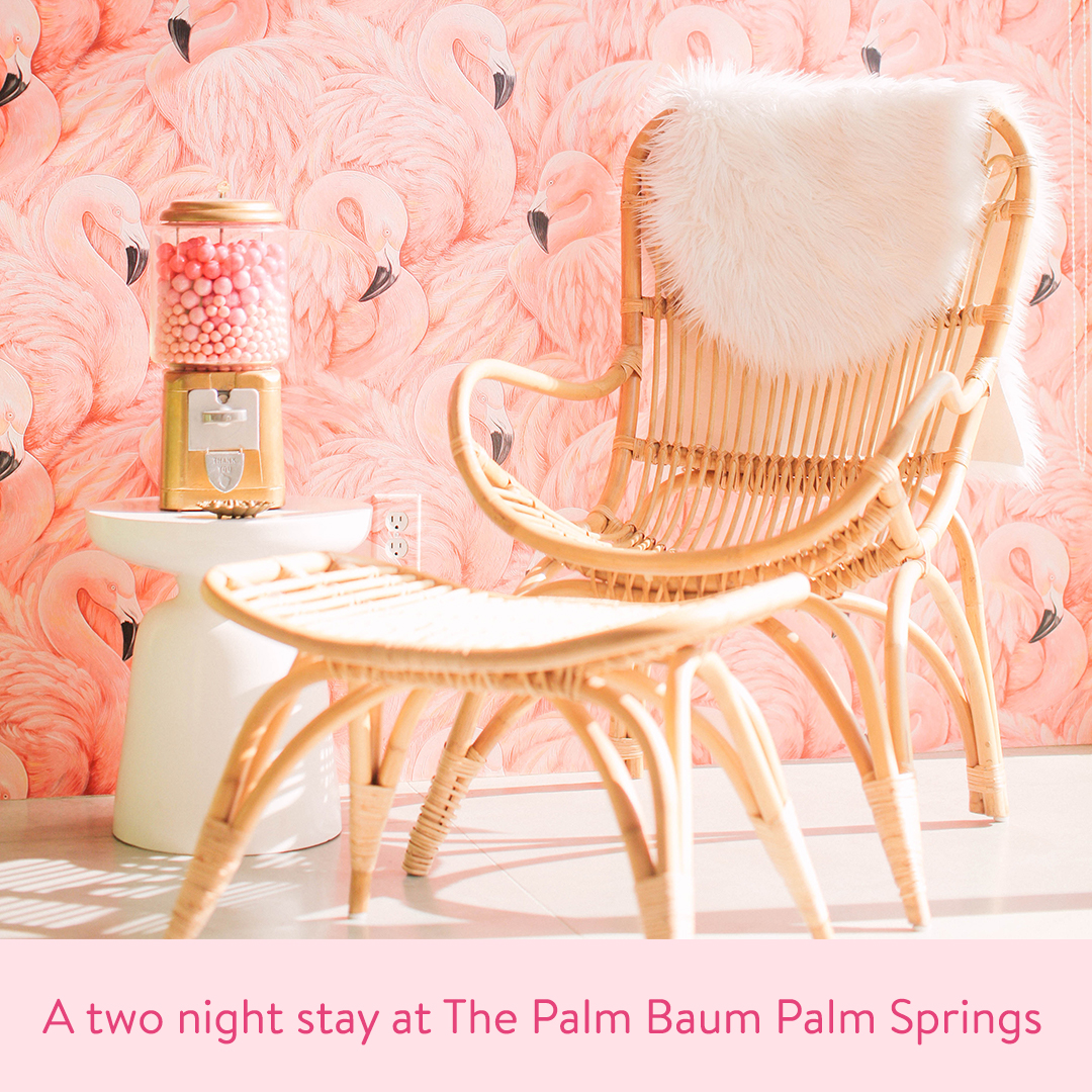 Palm Springs Bachelorette Giveaway!