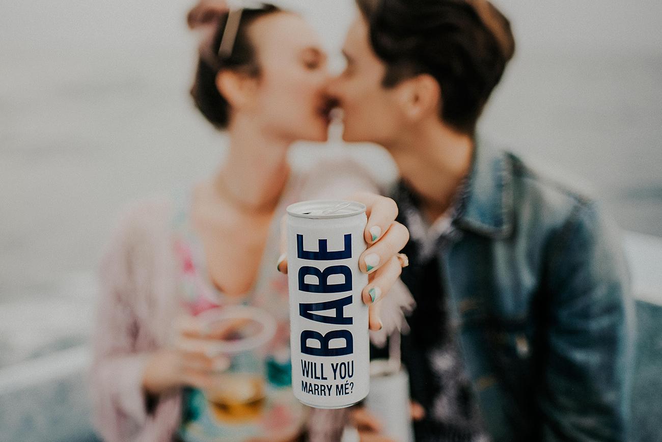 Babe Rose Proposal