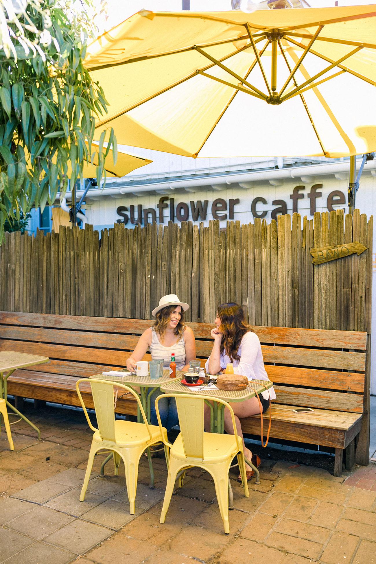 Sunflower Caffé Sonoma Brunch