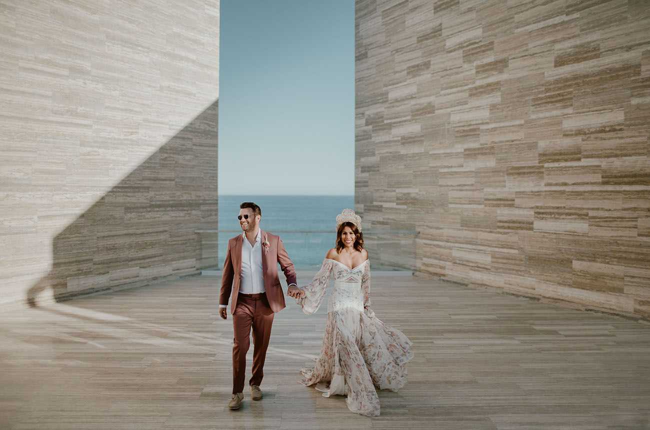 Blogger Style: Ashley of Everyday Pursuit's Bohemian Anniversary Session in Los Cabos