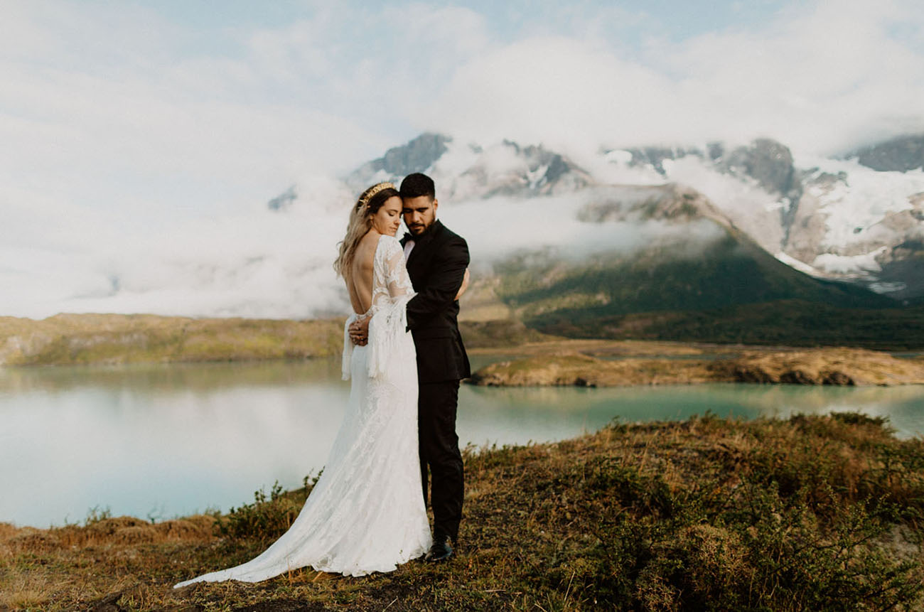 Adventure of a Lifetime: Sunrise Elopement in Patagonia, Chile