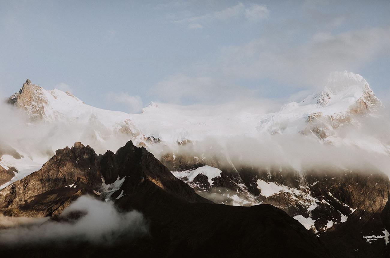 Patagonia Chile Elopement