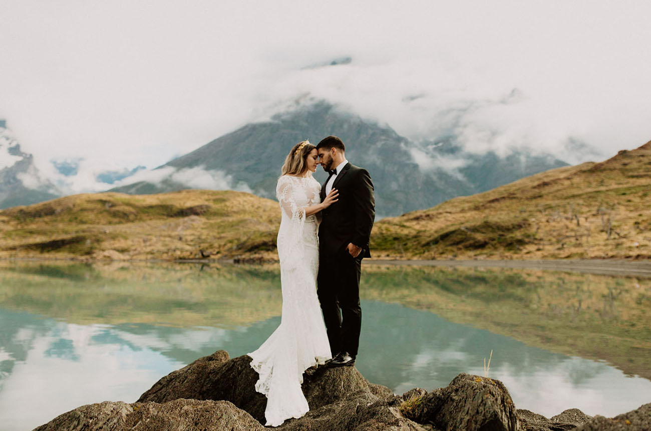 Patagonia Chile Elopement